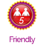 Friendships Badge